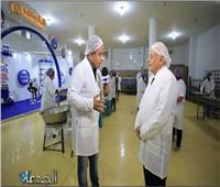 فيديو| مصنع فى المنيا حديث العالم.. يصدر الحلاوة والطحينة إلى أوروبا وأمريكا