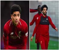 تعرف على طريقة محمد صلاح لاقناع مدرب ليفربول بمدافع شاب