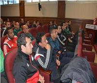 معسكر إعداد حكام الدوري يستقبل الفوج الثاني غدا