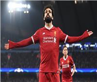 فيديو| محمد صلاح لاعب الشهر في ليفربول