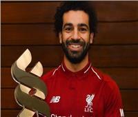أول تعليق من «صلاح» بعد فوزه بلاعب الشهر في ليفربول