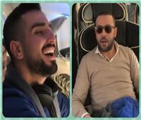 فيديو| الشرنوبي وهشام عباس ورامي جمال وتامر عاشور يغنون «في الجو»