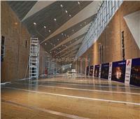ننشر الصور الأولى لقاعة «توت عنخ آمون» بالمتحف الكبير