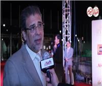 خاص| فيديو| خالد يوسف يكشف «السر الـ ٢١»