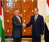 الرئيس السيسي يزور الأردن الأحد.. ويلتقي الملك عبدالله الثاني
