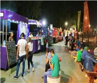 مطاعم «شارع مصر».. مشروعات شبابية تتحدى البطالة على النمط الأوروبي