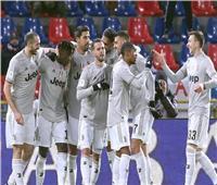 شاهد| يوفنتوس يتأهل لربع نهائي كأس إيطاليا