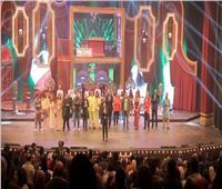 «هنيدي» يحقق أعلى إيرادات في تاريخ المسرح المصري