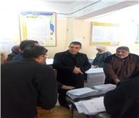 مدير تعليم «شرق شبرا» يطمئن على أعمال تصحيح امتحانات «أولى ثانوي»