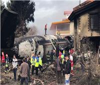 العثور على 7 جثث في موقع سقوط طائرة تابعة للجيش الإيراني