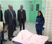 المحرصاوي: علاج الطلاب والطالبات بمستشفى الأزهر التخصصي