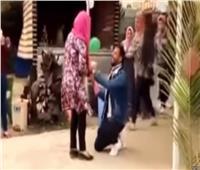 قرار جديد من مجلس تأديب جامعة الأزهر بشأن «طالبة الحضن»