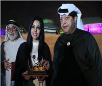رشا السيد: تكريم «صهيل الخير» أسعدني.. وأحضر أعمالاً جديدة في مصر