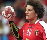 مونديال اليد| «علي زين» يفوز برجل مباراة مصر والأرجنتين