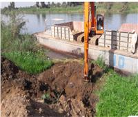 الري: إزالة 1555 حالة تعد على نهر النيل