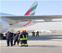 مصادر بمطار القاهرة لـ«بوابة أخبار اليوم»: حادث تصادم الطائرة الإماراتية «قيد التحقيق»