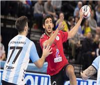 جلسة خاصة للاعبي منتخب اليد استعدادًا لمواجهة المجر