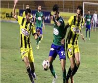 فيديو| مصر المقاصة يهزم المقاولون العرب في الدوري العام