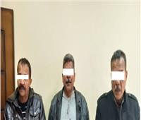 ضبط 3 موظفين في الدقهلية بتهمة الإضرار بالمال العام