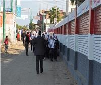 النيابة تحبس طالب ثانوي صفع مديرة مدرسته على وجهها