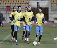 الإسماعيلي يستأنف تدريباته استعدادا للأفريقي التونسي