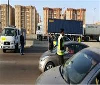 «المرور» نشر سيارات اﻹغاثة على الطرق السريعة بسبب حالة الطقس