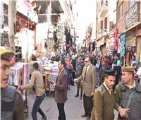 محافظ أسيوط يجري حملة مفاجئة بشارع بورسعيد