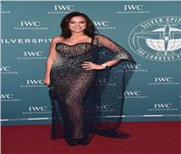 هند صبري سفيرة لماركة «ساعات» سويسرية
