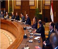 «السيسي» يستقبل ممثلي كبرى صناديق ومؤسسات الاستثمار العالمية