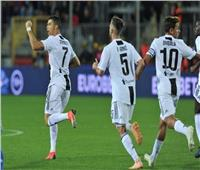رونالدو يقود هجوم يوفنتوس أمام ميلان بكأس السوبر