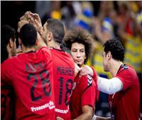 كأس العالم لكرة اليد| مصر تتعادل مع المجر 14-14 في الشوط الأول