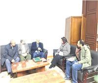 «نائب وزير الزراعة» تستقبل السكرتير التنفيذي لهيئة مصايد البحر المتوسط
