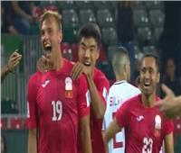 كأس آسيا 2019| قيرغستان.. المنتخب الثالث عشر في الدور ثمن النهائي