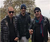 صور| تعرف على سبب حلاقة عمرو سعد لمحمد لطفي «زيرو»