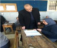 عطية يتفقد سير اللجان الامتحانية في اليوم الثاني للشهادة الإعدادية بالقاهرة