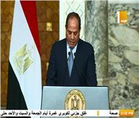 فيديو| السيسي: الرغبة في التعاون المشترك بين مصر والسودان «حقيقية»