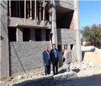 إنشاء مبنى جديد بمدرسة العيساوية بأخميم بـ3 ملايين جنيه