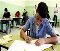اليوم الأول لامتحانات «إعدادية الجيزة».. أسئلة «من الكتاب» ولا شكاوى