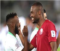 منتخب قطر يهزم السعودية بهدفي «المعز» في كأس آسيا