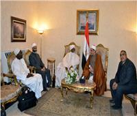 رئيس المجلس الأعلى للشئون الإسلامية في تشاد يشيد بمؤتمر الأوقاف