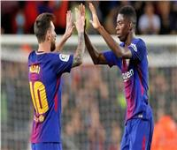برشلونة يتخطى ليفانتي إلى ربع نهائي كأس ملك إسبانيا