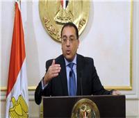 رئيس الوزراء يودّع الرئيس سلفاكير بعد انتهاء زيارته للقاهرة