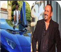 فيديو| هشام عباس: أحلم بسيارة فيراري مثل محمد رمضان