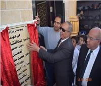 محافظ البحر الأحمر يفتتح مسجد الرحمن الرحيم بالغردقة