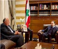 وزير الخارجية: مصر تحرص وتعمل على الاستقرار الإقليمي عبر استعادة دور الدولة