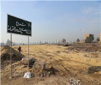 محافظ المنوفية يتفقد موقع مصنع تدوير القمامة بأبو خريطة بشبين الكوم