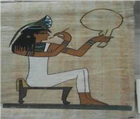 صور| «الروج» عند الفراعنة «خنافس ونمل وقرطم»