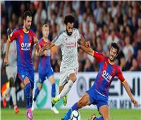 بث مباشر| ليفربول وكريستال بالاس بالدوري الإنجليزي