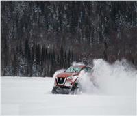 فيديو وصور| «Nissan» تصمممزايا جديدة للسير على الجليد والطرق الوعرة