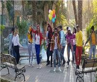 """محمد عباس يصور كليب """"ركز شوية"""" بالمعادي"""